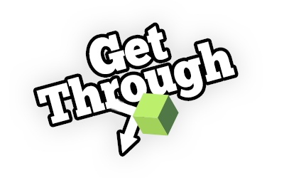 Get Through Logo